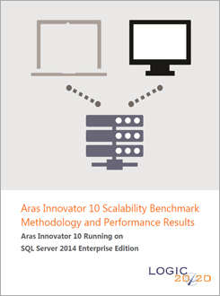 Aras Scalability Benchmark Methodology and Results
