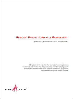 Resilient Product Lifecycle Management